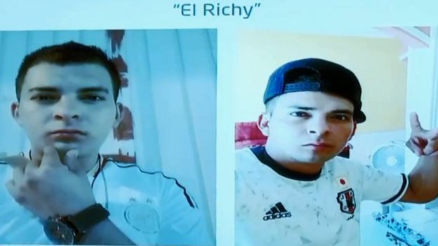 "Fotos de ""El Richy"""