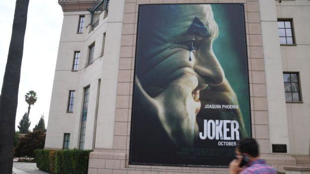 ملصق دعائي للفيلم في لوس أنغليس