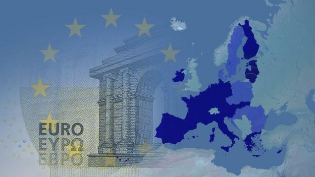 Mapa da União Européia