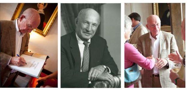 Richard Jenrette en diferentes momentos de su vida