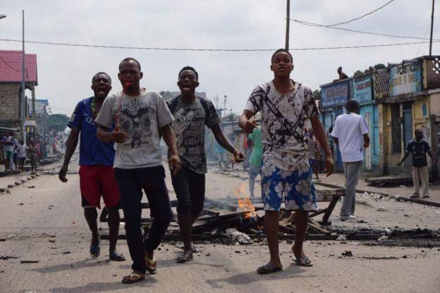 Maandamano ya kumpinga rais Kabila yalifanyika huku zaidi ya watu 20 wakidaiwa kuuawa na wanajeshi