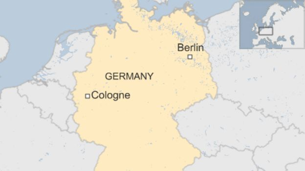 Map Of Germany Coast.Germany Extremism Intelligence Agency Employee Arrested Over