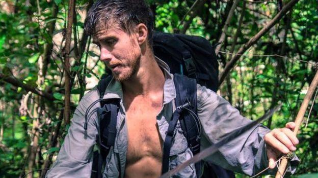 阿什·戴克斯,Ash Dykes,英國,長江,探險,中國,馬達加斯加