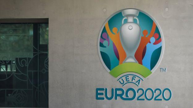 شعار يورو 2020