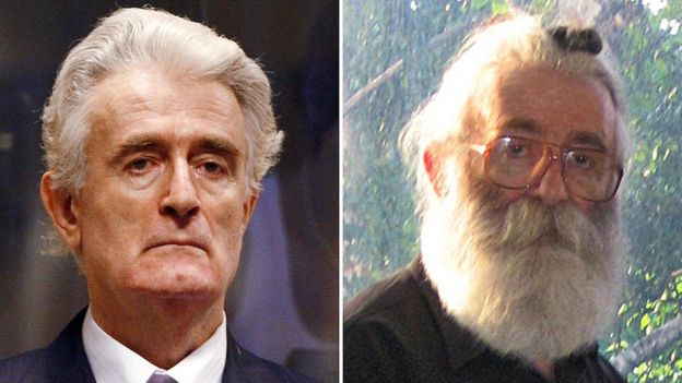 Karadzic pudo evadir la justicia durante años, haciéndose pasar por experto en medicina alternativa y haciéndose llamar Dragan Dabic.