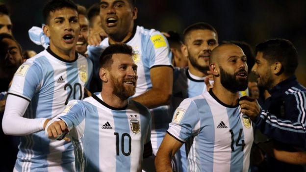 منتخب الأرجنتين Reuters