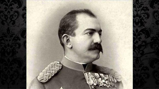 Король Милан I Обренович