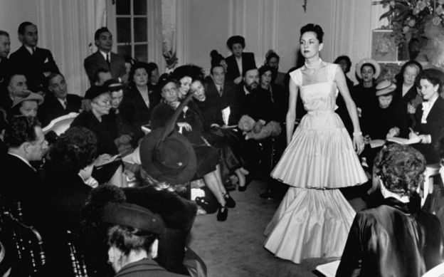 christian dior 1947
