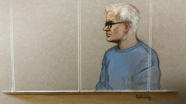 Hatton Garden Accused Michael Seed Had A Key Bbc News