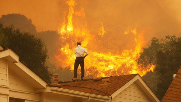 incendios en California, mayo de 2013