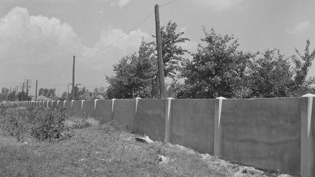Muro de Detroit