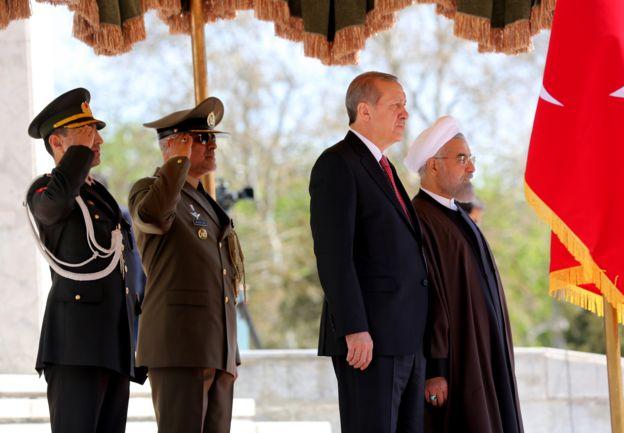 Erdoğan ve Ruhani