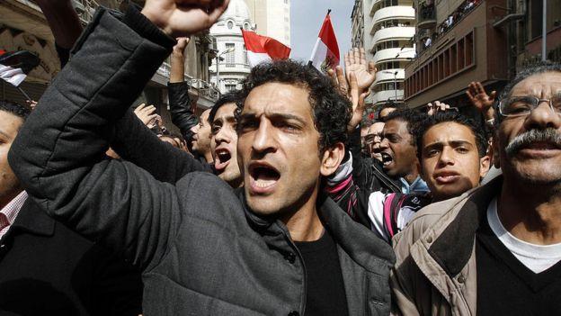 الممثل المصري عمرو واكد