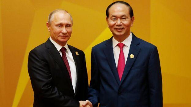 Putin, APEC