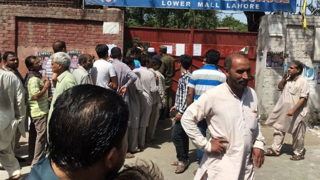ضمنی انتخاب، لاہور