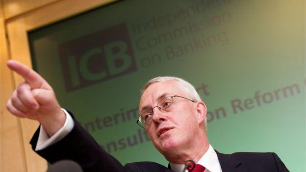 Sir John Vickers in 2011