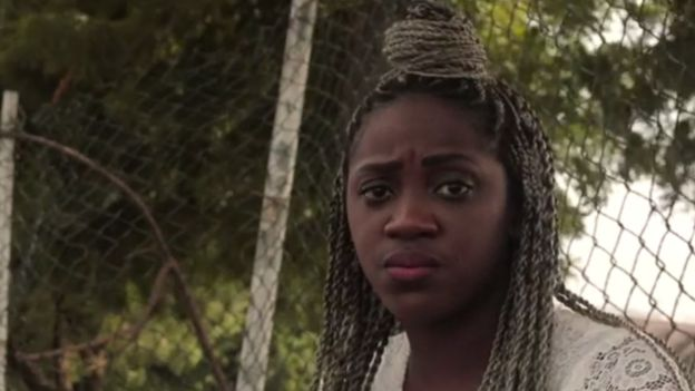 L'actrice de Nollywood Nene Nwayo