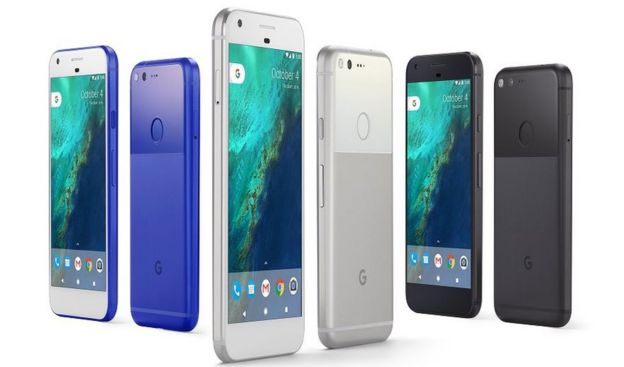 Celulares de Google