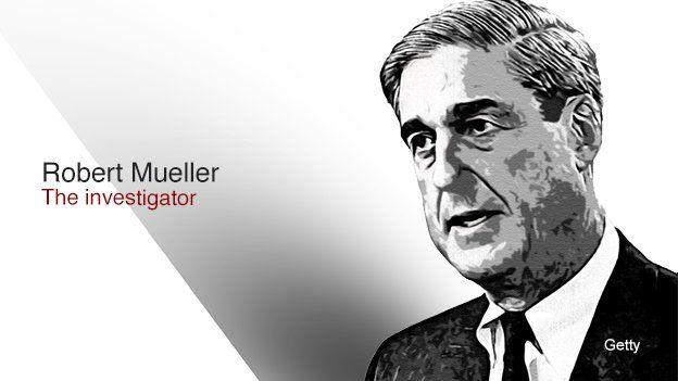 Robert Mueller - The investigator