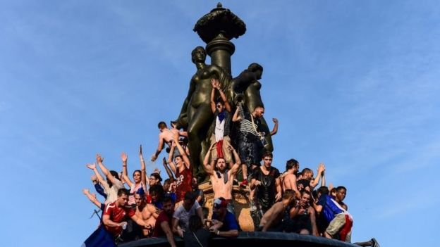 Celebraciión francesa