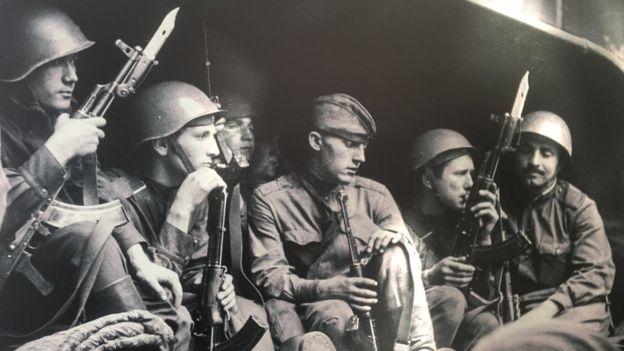 Радянські військові