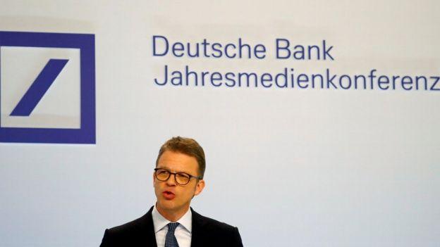 Deutsche Bank confirms plan to cut 18,000 jobs - BBC News