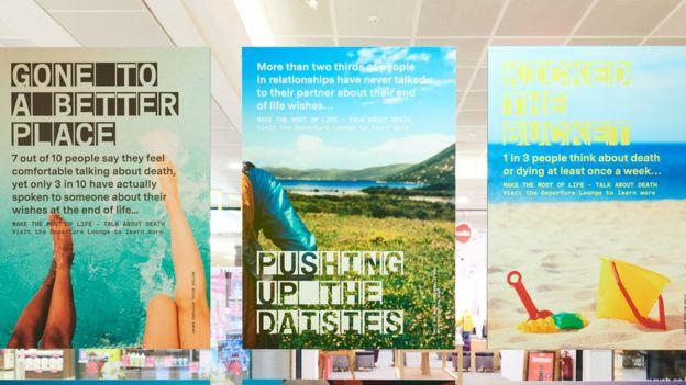 Afiches de The Departure Longe