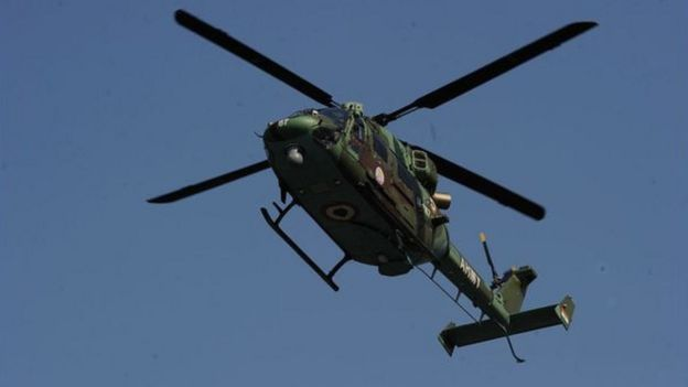 انڈین ہیلی کاپٹر