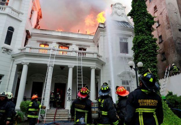 Un edificio de la Universidad Pedro de Valdivia