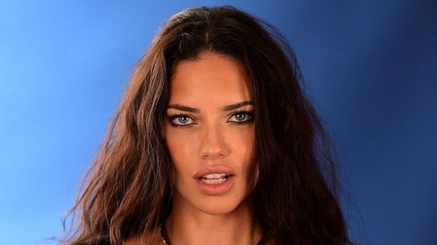 World's best-paid models 'overwhelmingly white and slim' - BBC News