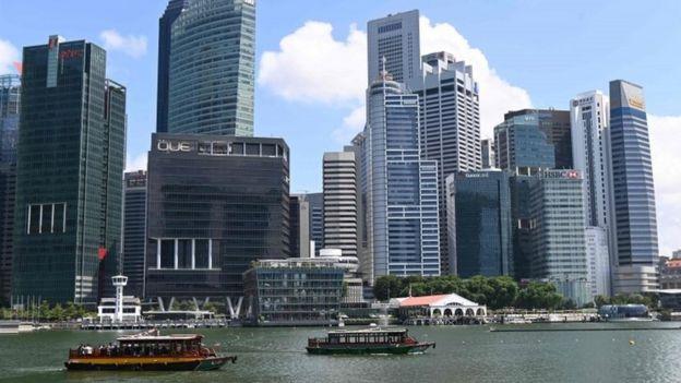 سنگاپور مرینہ بے