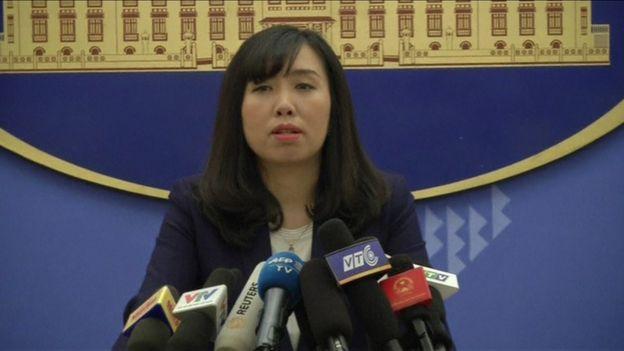 Người phát ngôn Bộ Ngoại giao Việt Nam, Lê Thị Thu Hằng