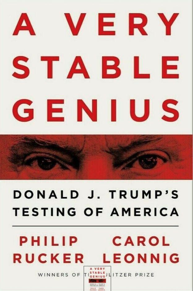 کتاب جدید درباره ترامپ