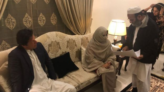 عمران خان شادی