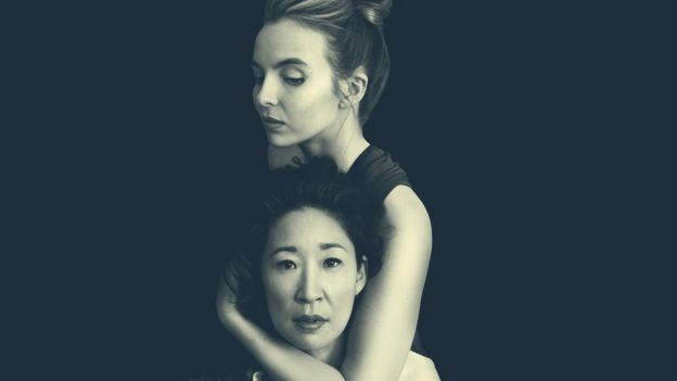 BBC Three's Killing Eve