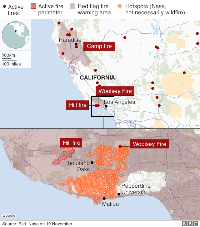 California Wildfires 250 000 Flee Monster Flames Ravaging State