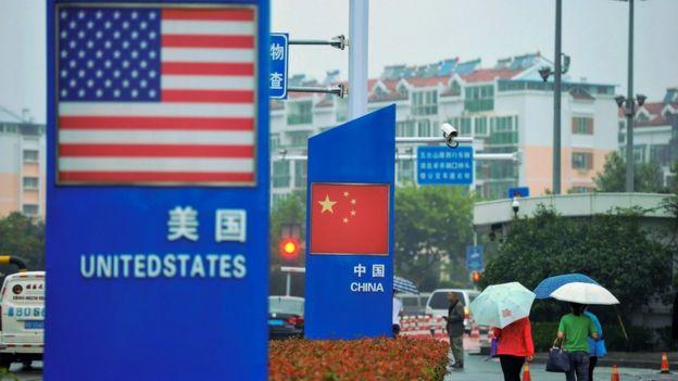 Guerra de tarifas China EE.UU.