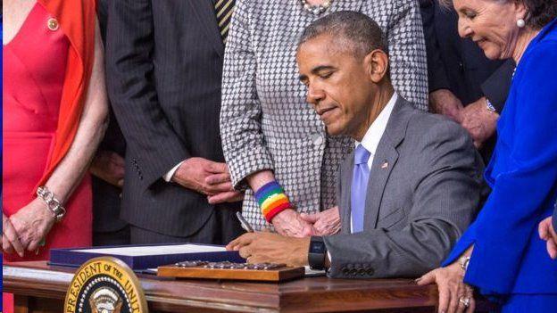باراک اوباما، رئیس جمهور سابق آمریکا هم چپدست است