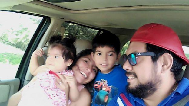 La familia Gil Celis