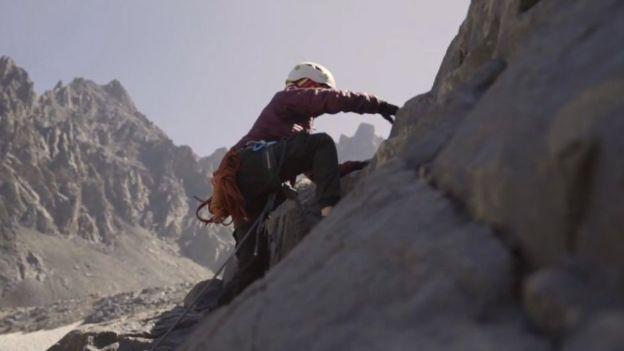 صعودکننده افغان