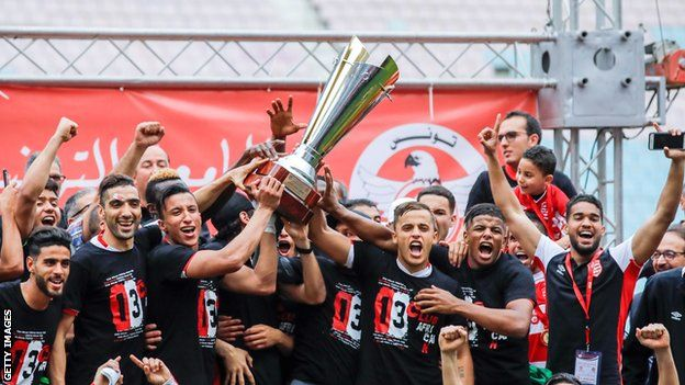 Club Africain fans donate US$450,000 in one day - BBC Sport