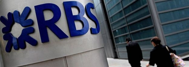 RBS to pay first dividend in 10 years - BBC News