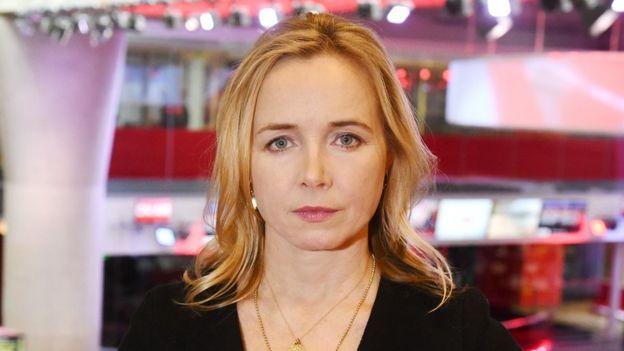 Katie Razzall