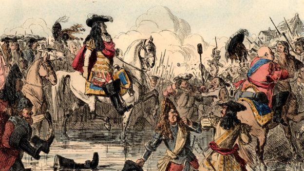 Batalla / Guillermo III