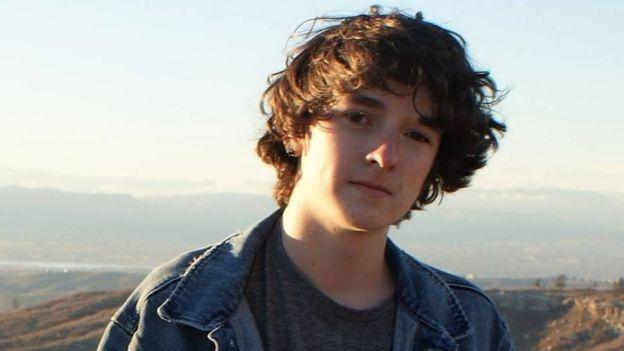 18-year-old Devon Erickson