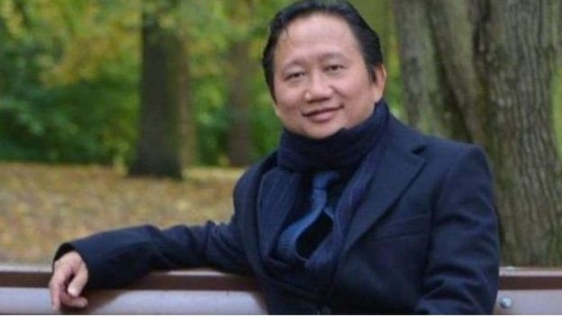 Ông Trịnh Xuân Thanh