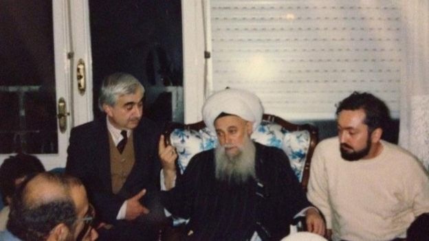 Adnan Oktar, Mehmet Şevket Eygi ve Şeyh Kıbrısi