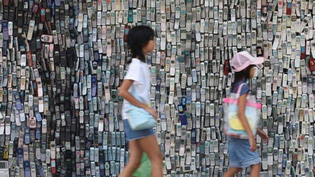 يجري حاليا تدوير خُمس النفايات الإلكترونية فقط