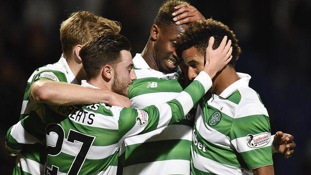 Ross County 0-4 Celtic