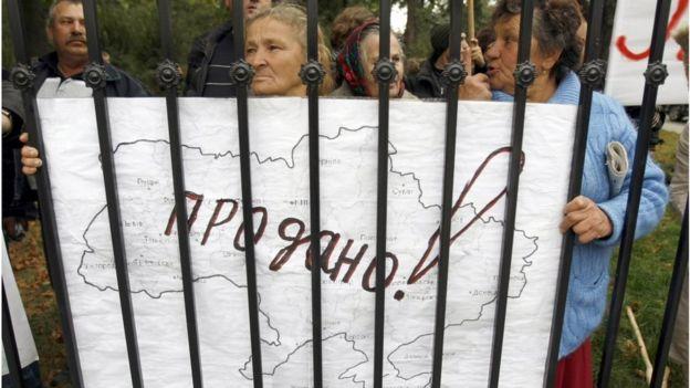 Українці традиційно негативно ставляться до ринку землі